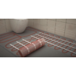 Ecofloor fűtőszőnyeg 4 m2 elektromos padlófűtés telepítés