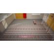 Ecofloor fűtőszőnyeg 1400 W elektromos padlófűtés telepítés