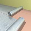 Fűtőszőnyeg Al Mat 3 m2  ( 420 W)
