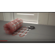 0 m2 ( 160W/m2)   EcoFloor Mat  Fűtőszőnyeg Szett 3