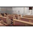 Asztalfűtés - Infrapanel EcoSun  (330 W)