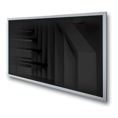 Üveg infrapanel Fenix EcoSun 600 G (600 W) Fekete színben