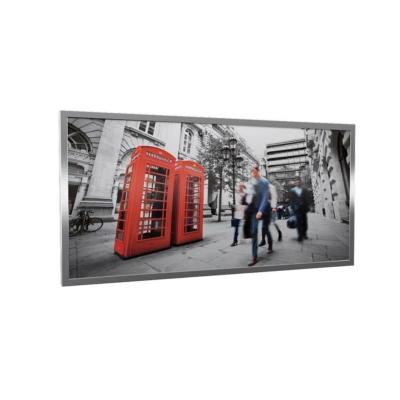 Üveg - kép infrapanel Fenix EcoSun 600 G (600 W) Képes kivitel - London 1