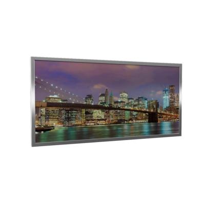 Üveg - kép infrapanel Fenix EcoSun 600 G (600 W) Képes kivitel - Manhattan-2 S