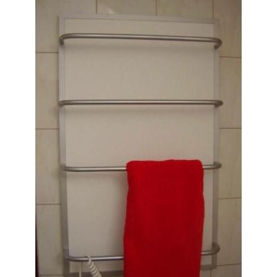 Infrapanel törölköző tartóval (Termosztátos)  400 W
