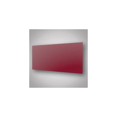 Infrapanel fűtés üveg Fenix_EcoSun_300_piros
