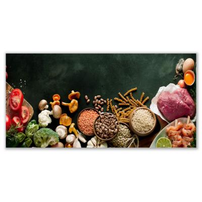 Üveg - kép infrapanel Food 1 (600 W) Új termék!