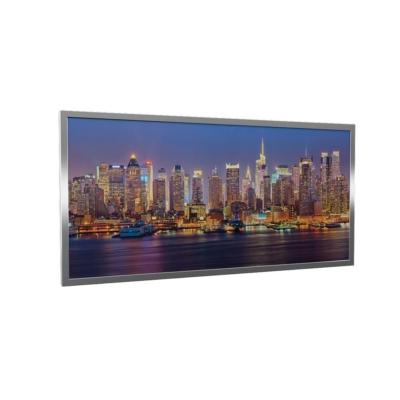 Üveg - kép infrapanel Fenix EcoSun 600 G (600 W) Képes kivitel - Manhattan-1 S