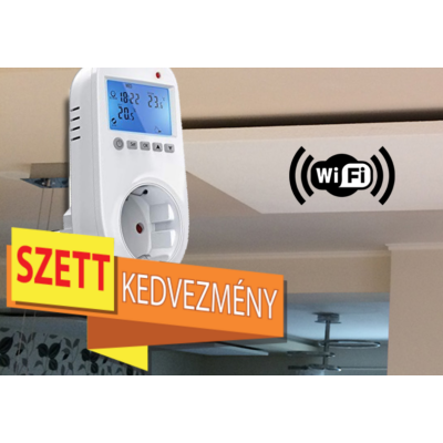 infrapanel wifi termosztáttal ecosun 300 W