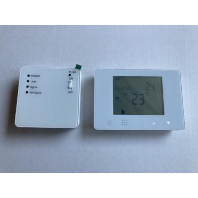 WIFI termosztát infrafűtéshez és elektromos padlófűtéshez