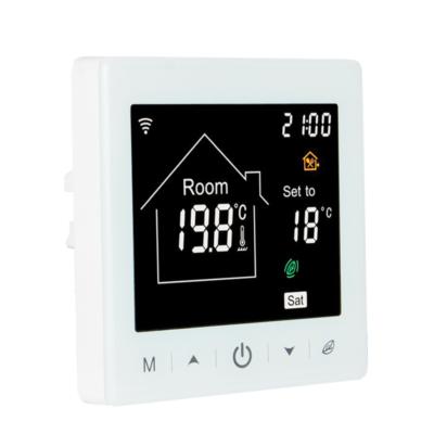 Smart Cubee Wi-Fi programozható termosztát padló szenzorral (16 A)